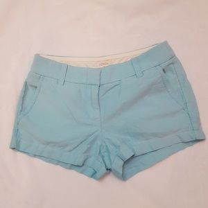 "J. Crew 3"" Oxford Shorts"